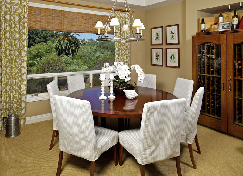 Your premier dining room san diego premier for Coastal dining room ideas