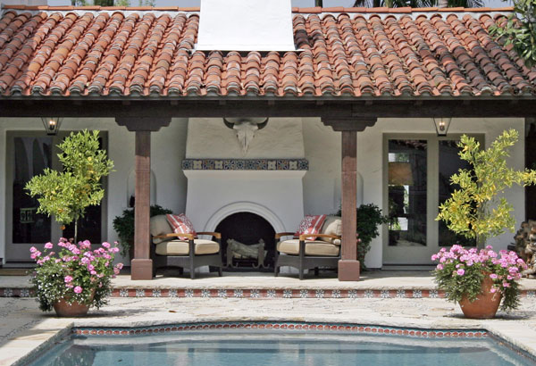 Stunning Spanish-colonial Fireplace Designs 600 x 410 · 86 kB · jpeg