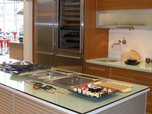 Kitchen Counters Outside The Granite Box San Diego Premier