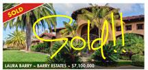 Market Update San Diego Luxury Homes Sold 6/16-7/15/15