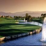 Golfing in the Desert