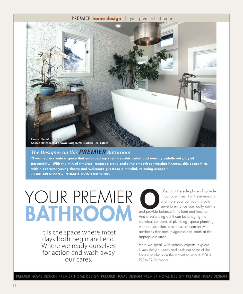 Trends in Home Design & Décor | Your PREMIER Bathroom | San Diego ...