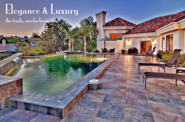the trails Rancho Bernardo Luxury real estate