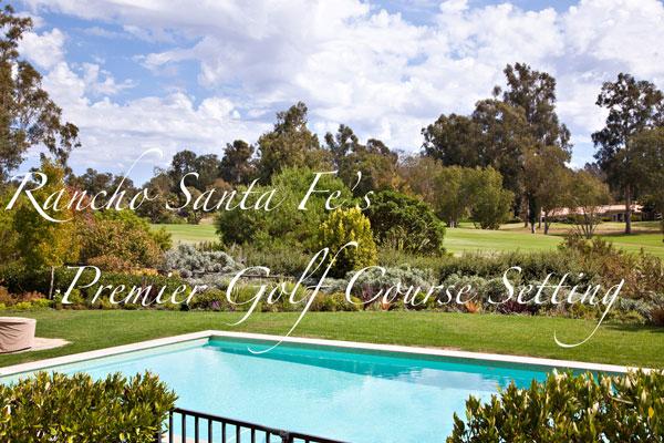 Rancho Santa Fe Luxury Real Estate