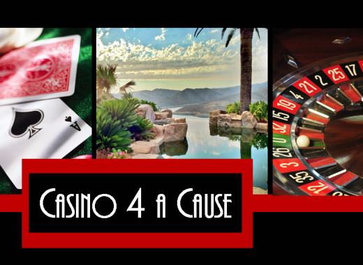 casino 4 a cause