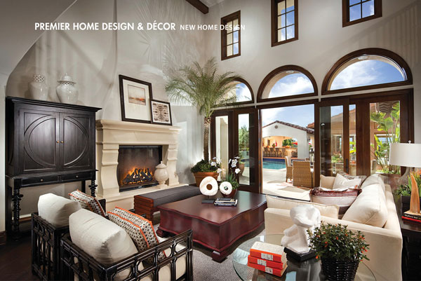 The New Model: New Home Design for 2014 | San Diego Premier