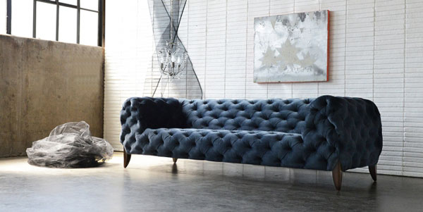 """SABINE"" Sofa by Nathan Anthony"
