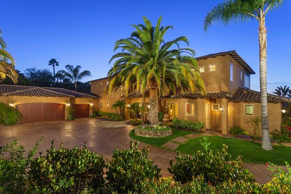 Exquisite View Estate Rancho Santa Fe San Diego Premier
