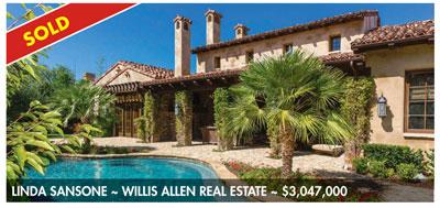 rancho santa fe luxury real estate sold