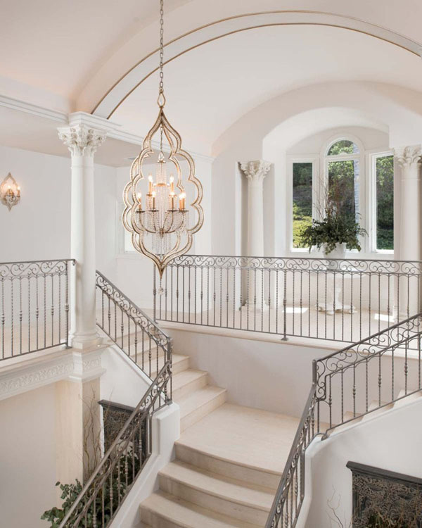 Rancho Sante fe luxury real estate dazzling renovation