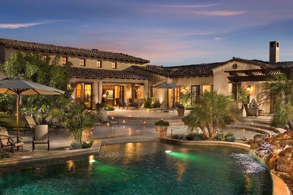 Rancho Santa Fe Covenant Bassenian Lagoni custom residence