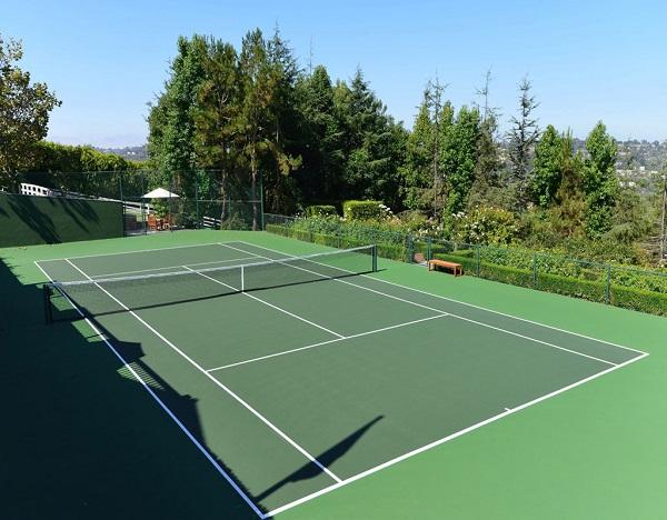 Rose Hill Estate, Rancho Sante Fe Real Estate, Tennis Real Estate