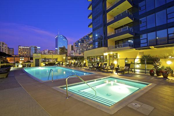 downtown san diego luxury condo bayside by bosa