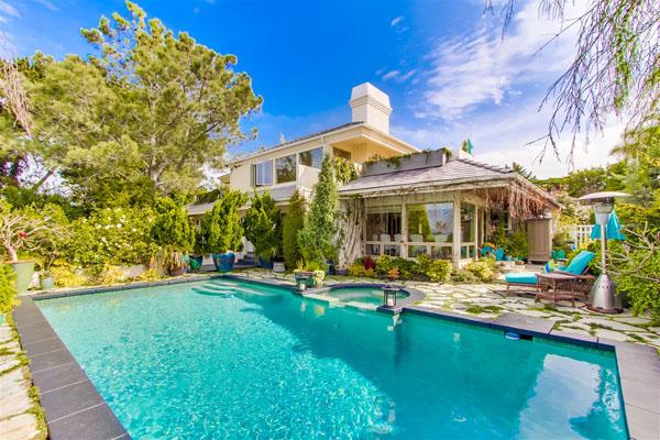Solana Beach Ocean View luxury real estate