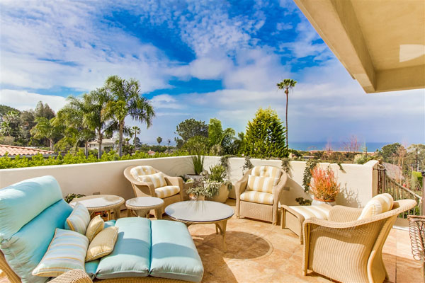 Solana Beach Ocean View luxury real estate