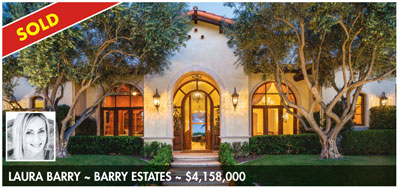 carmel valley luxury real estate sold