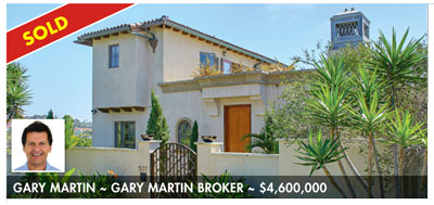 encinitas luxury homes sold