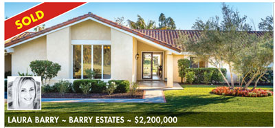 rancho santa fe luxury homes sold