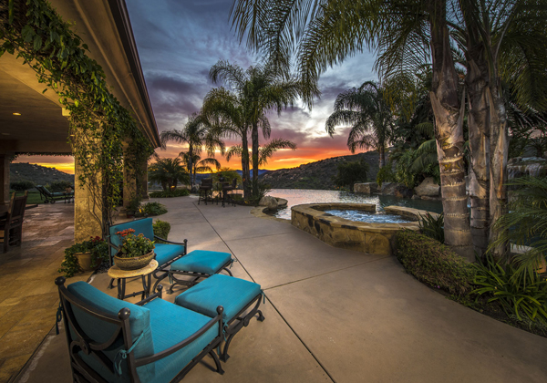 poway luxury estate for auction