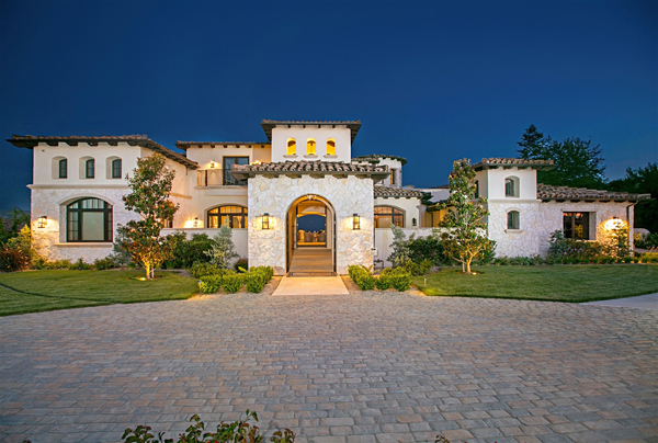 rancho santa fe luxury view estate