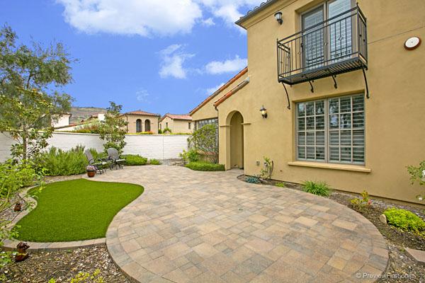 Villas at the Crosby rancho santa fe real estate