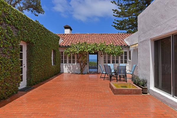 la jolla ocean view hacienda real estate