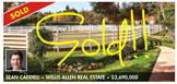 MARKET UPDATE: San Diego Luxury Homes SOLD 10/16 to 11/15/16