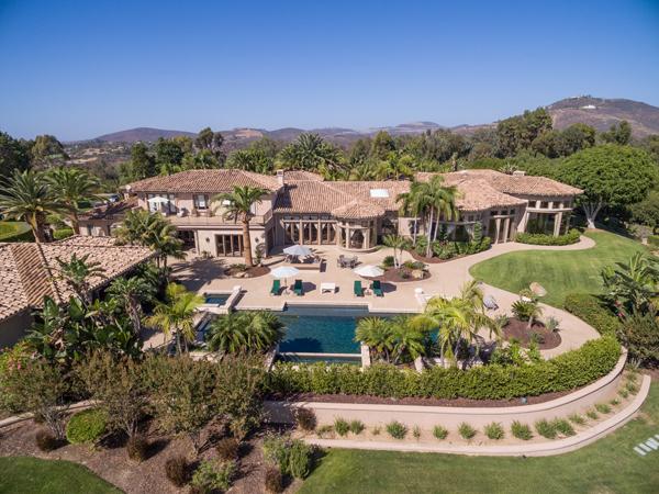Rancho Del Lago Rancho Santa Fe Real Estate