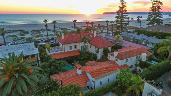 coronado spreckles mansion real estate