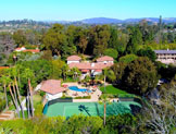 CLASSIC SPANISH ESTATE in Rancho Santa Fe Covenant with Sean Caddell