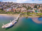 BAYFRONT CONTEMPORARY WITH DOCK in Point Loma with Eric Iantorno & Brett Dickinson