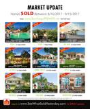MARKET UPDATE: San Diego Luxury Real Estate SOLD 8/16-9/15/2017